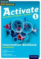 Activate 1 Intervention Workbook Foundation