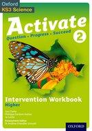 Activate 2 Intervention Workbook Higher