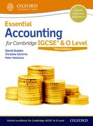 Essential Accounting for Cambridge IGCSE Student Book 2nd ed
