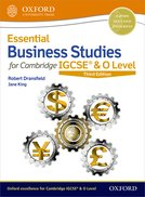 Essential Business Studies for Cambridge IGCSE Student Book 2nd ed