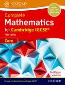 Core Mathematics for Cambridge IGCSE 5th ed Student Book