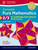 Complete Pure Mathematics 2/3 for Cambridge International AS & A Level Student Book
