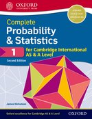 Complete Probability & Statistics 1 for Cambridge International AS & A Level Student Book