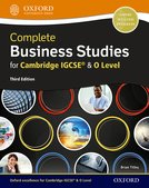 Complete Business for Cambridge IGCSE® and O Level 3rd edition