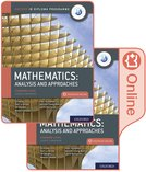 IB Mathematics: analysis and approaches (standard level)