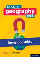 GCSE 9-1 Geography OCR B Revision Guide