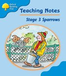 Oxford Reading Tree: Level 3: Sparrows: Teacher's Notes