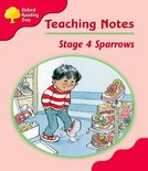 Oxford Reading Tree: Level 4: Sparrows: Teacher's Notes