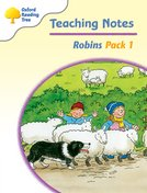 Oxford Reading Tree: Level 6-10: Robins: Teaching Notes Pack 1