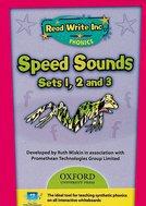 Read Write Inc. Phonics: Speed Sounds CD-ROM