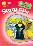 Oxford Reading Tree: Level 4: CD Storybook