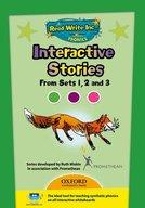 Read Write Inc. Phonics: Interactive Stories CD-ROM 1 Multi User