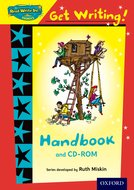 Read Write Inc. Phonics: Get Writing! Handbook including Resource CD