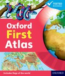 Oxford First Atlas Hardback 2011