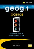 geog.1 basics OxBox CD-ROM & teacher's book
