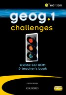 geog.1: geog.1 challenges OxBox CD-ROM  teacher's book