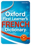 Oxford First Learner's French Dictionary cover