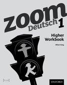 ZOOM Deutsch Higher Workbook 1 Pack of 8