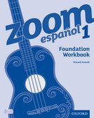 ZOOM Español Foundation Workbook 1 Pack of 8