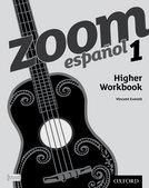 ZOOM Español Higher Workbook 1 Pack of 8