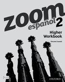 ZOOM Español Higher Workbook 2 Pack of 8