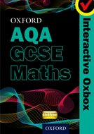 Oxford GCSE Maths for AQA Interactive Oxbox CD-Rom
