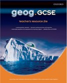 geog.GCSE: GCSE Teacher's Resource File & CD-ROM