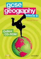 GCSE Geography Edexcel B Assessment, Resources, and Planning OxBox CD-ROM