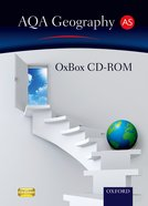 AQA Geography for AS OxBox CD-ROM