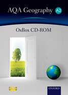 AQA Geography for A2 OxBox CD-ROM