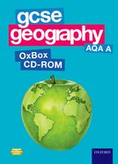 GCSE Geography AQA A OxBox CD-ROM