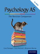 The Complete Companions: AS Revision Guide for WJEC Psychology