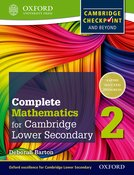 Complete Mathematics for Cambridge Lower Secondary Student Book 2
