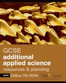 GCSE Additional Applied Science Resources & Planning iPack OxBox 2/E