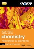 Twenty First Century Science: GCSE Chemistry Resources & Planning iPack Oxbox 2/E