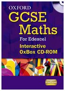 Oxford GCSE Maths for Edexcel: Interactive OxBox CD-ROM