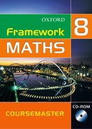 Framework Maths: Year 8: Coursemaster CD-ROM