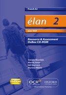 Élan 2: Pour OCR A2 Resource & Assessment OxBox CD-ROM