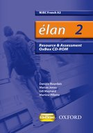 Élan: 2: A2 WJEC Resource & Assessment OxBox CD-ROM