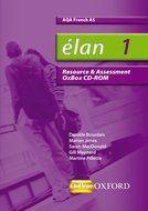 Élan: 1: AS AQA Resource & Assessment OxBox CD-ROM