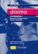 Ánimo: 2: A2 WJEC Resource & Assessment OxBox CD-ROM