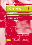 Ánimo 1: Para OCR AS Resource & Assessment OxBox CD-ROM