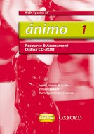 Ánimo: 1: AS WJEC Resource & Assessment OxBox CD-ROM