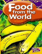 Food From the World Fast Lane Yellow Non-Fiction
