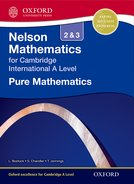 Nelson Pure Mathematics 2/3 for Cambridge International AS & A Level Student Book