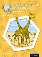 Nelson International Mathematics 2nd edition Workbook 2b