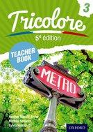 Tricolore 5e édition: Teacher Book 3