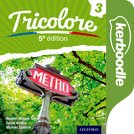 Tricolore 5e édition Kerboodle 3: Resources & Assessment