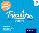 Tricolore 5e édition Audio CD Pack 2