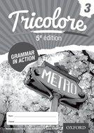 Grammar in Action Workbook 3 Pack of 8